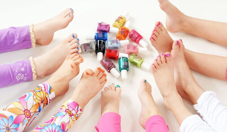 Nail It! The Very Real Dangers Of Nail Polish  – Natures Army